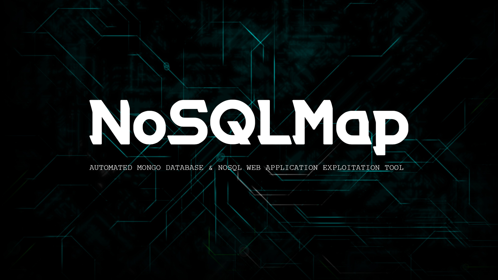 NoSQLMap Tool