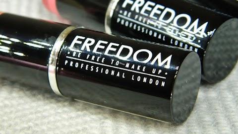 Recenzija: Freedom ruževi za usne