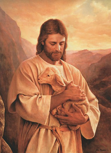 Resultado de imagen de imagen buen pastor