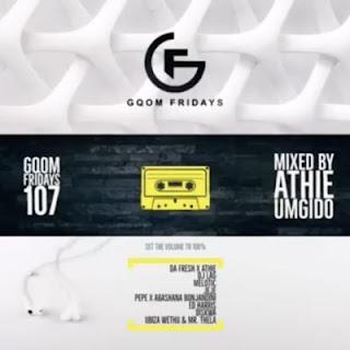 DJ Athie – Gqom Fridays 107 (Gqom Mix)