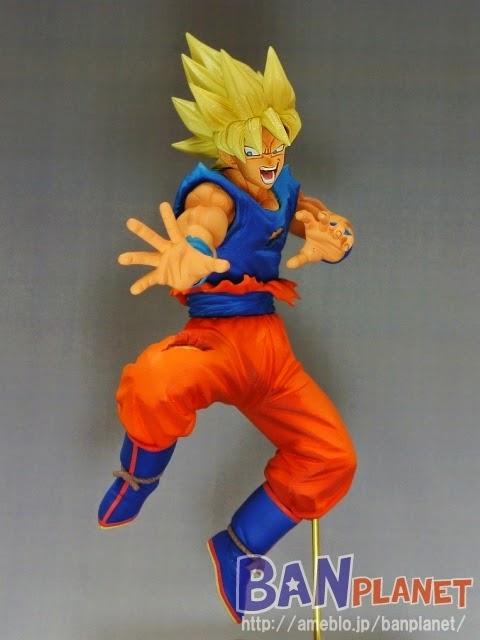 Son Goku Super Saiyan della Banpresto