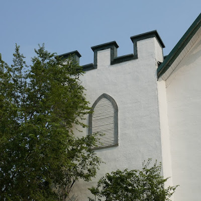 church, Empress, Alberta, historical, memorial, United