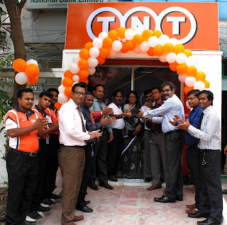 TNT Express in Bangladesh opens new service centre in Dhanmondi