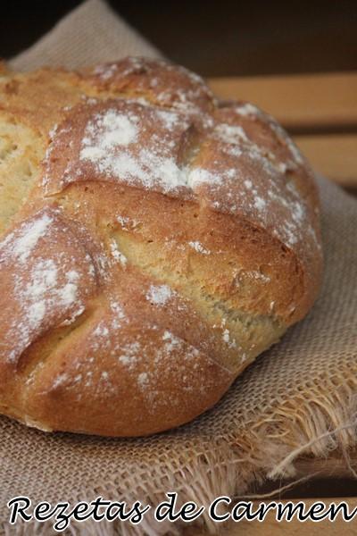 Pan siciliano de semola