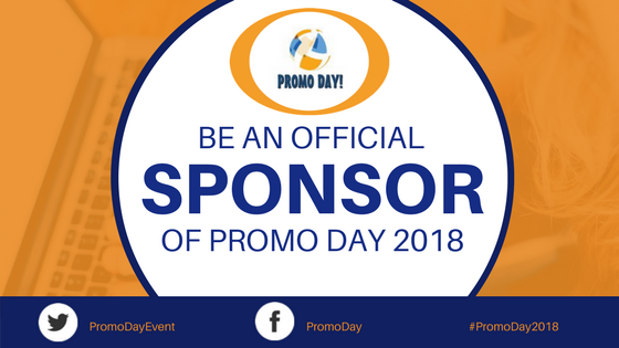 Sponsorship opportunities at Promo Day 2018