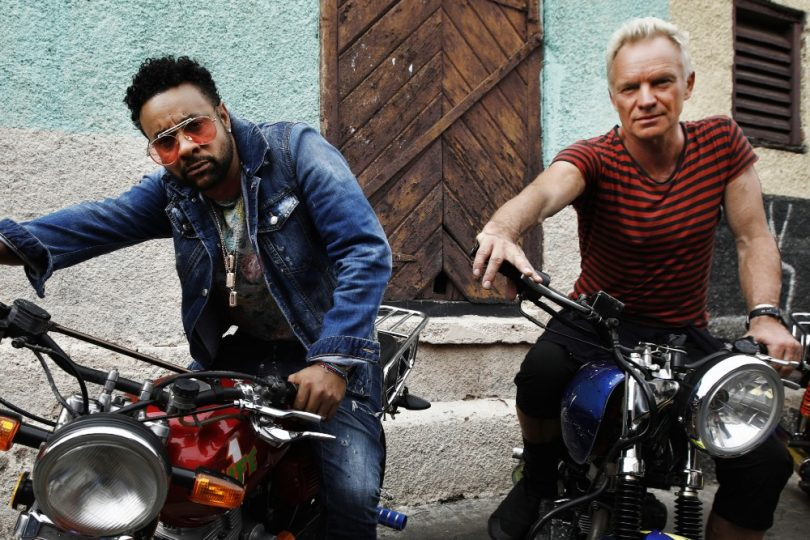 NEW IMAGE PROMOTIONS: Shaggy and Sting Takes the Grammy 2019