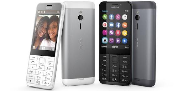 Microsoft Rilis Nokia 230 Feature Phone Bagi Penggila Selfie