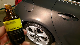 kubebond nanox ceramic paint protection