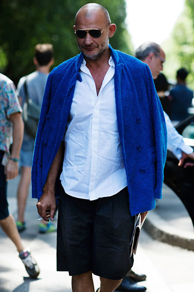 The Very Best of the Sartorialist August 2012