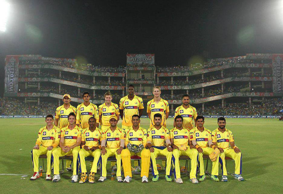 CSK vs MI - Qualifier 1 Report & Stats: IPL 2013 ~ Indian ...