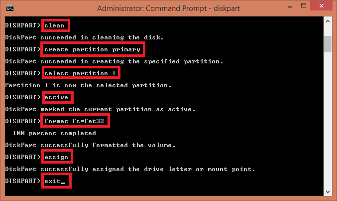 how to delete partition using cmd
