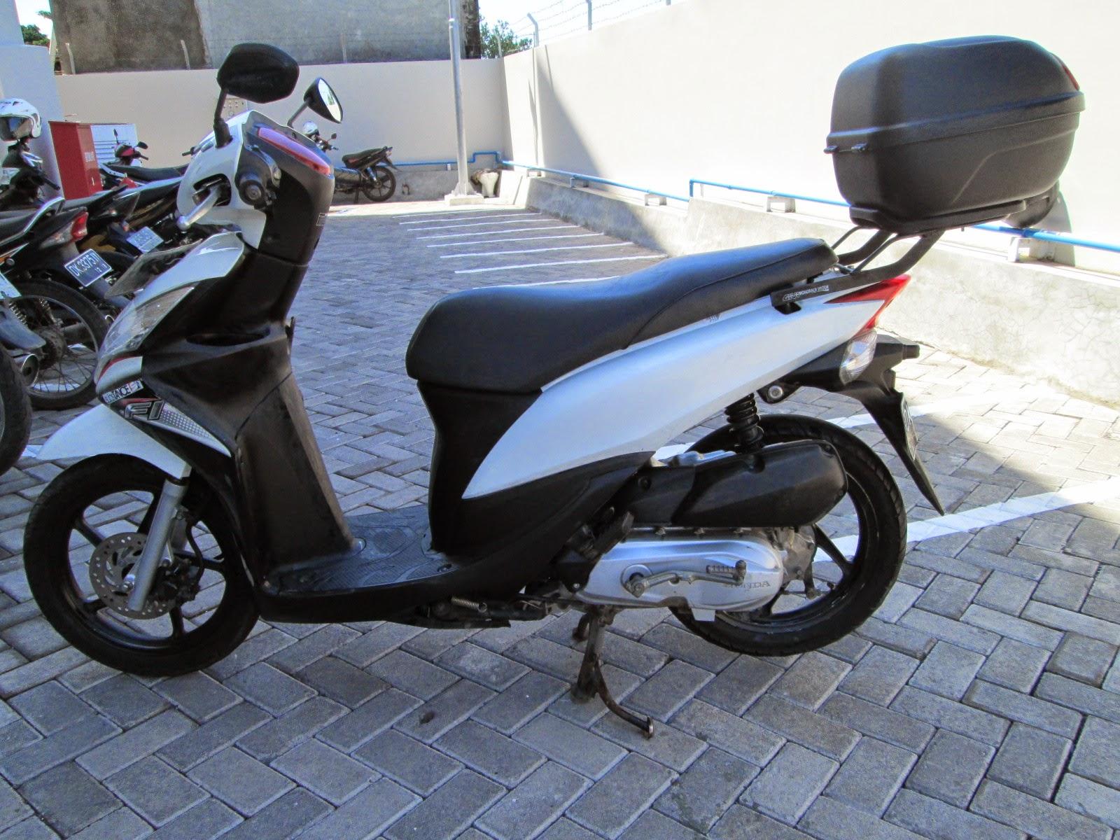 Jual Honda Spacy PGM 2012 PLAT Denpasar