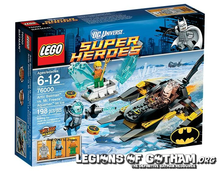 lego dark knight rises sets - photo #13