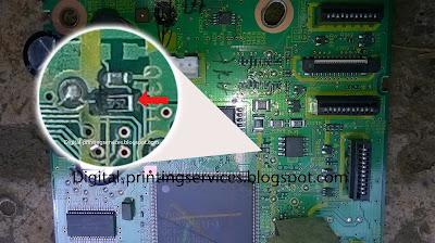 Cara memperbaiki printer canon mp258 error p10 tanpa ganti Logic Board
