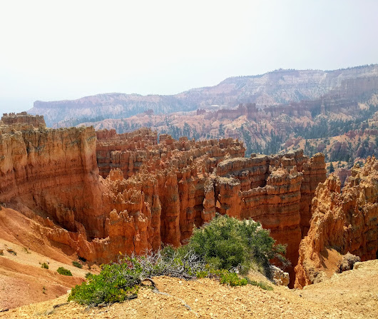 2017 Roadtrip part 6 (Utah and Bryce Canyon)