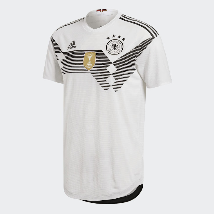 e3afd05fbf5 New Adidas Climachill Kit Technology. Adidas Germany 2018 World Cup Authentic  Jersey.