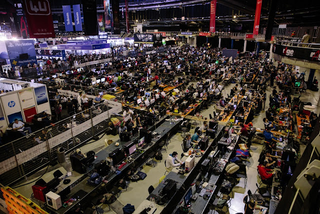 15th Annual #rAgeExpo2017 Reveals An Industry Of Momentous Growth @rAgeExpo #aGalaxyofGeek
