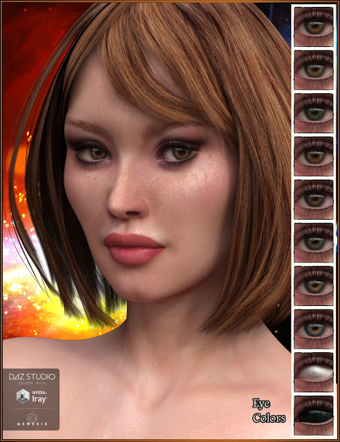 EJ Estela for Genesis 3 Female