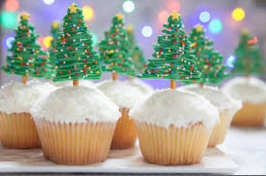 Christmas Cupcake Ideas
