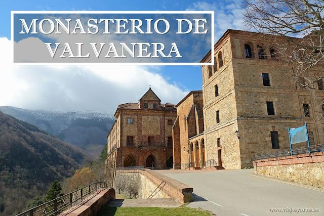 Monasterio de Valvanera, centro de peregrinación riojana