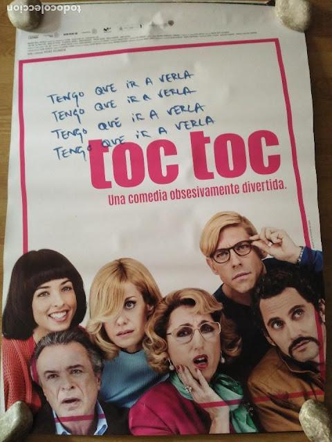 Toc Toc (2017) ταινιες online seires xrysoi greek subs