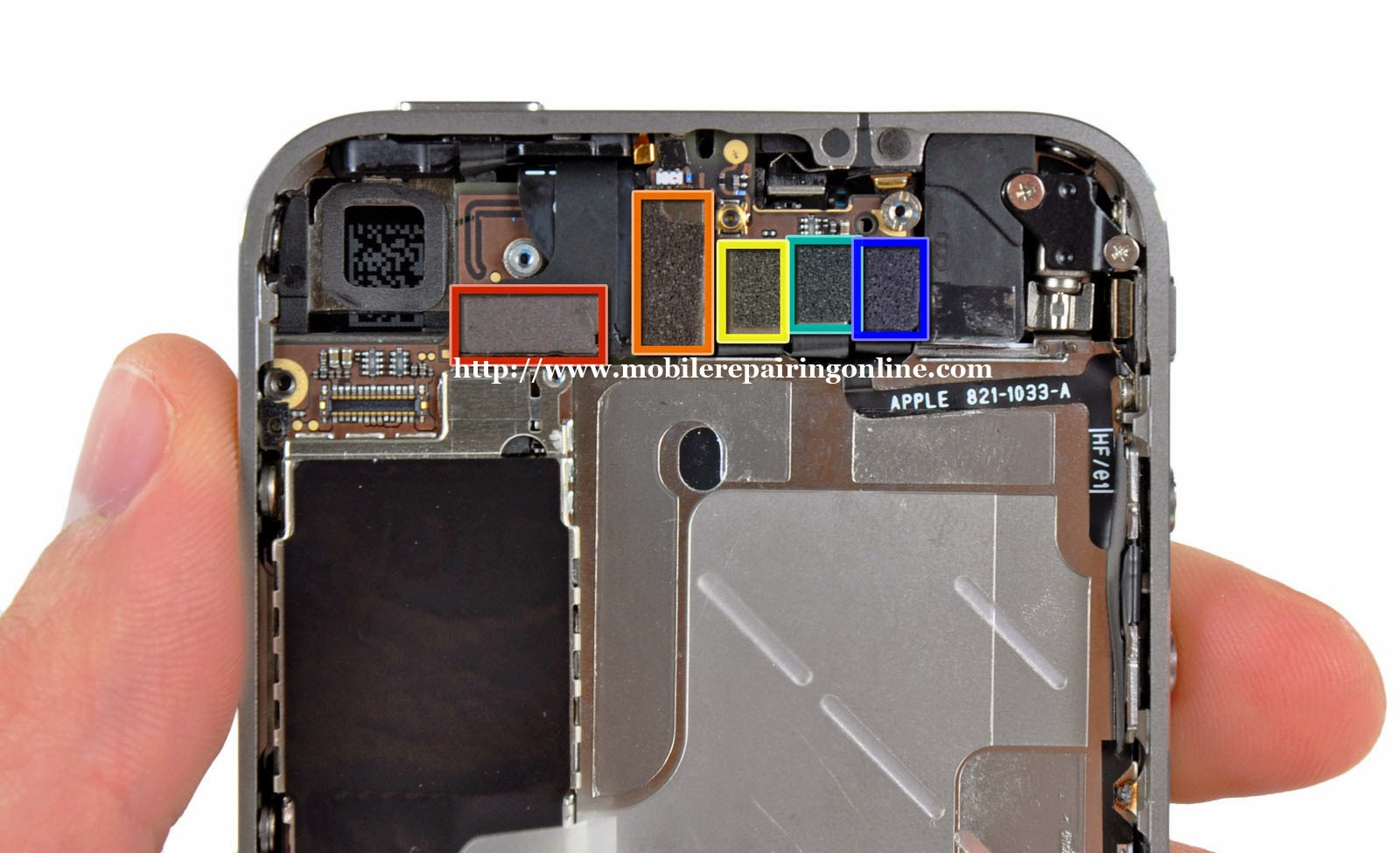 how to fix iphone 4 camera not working