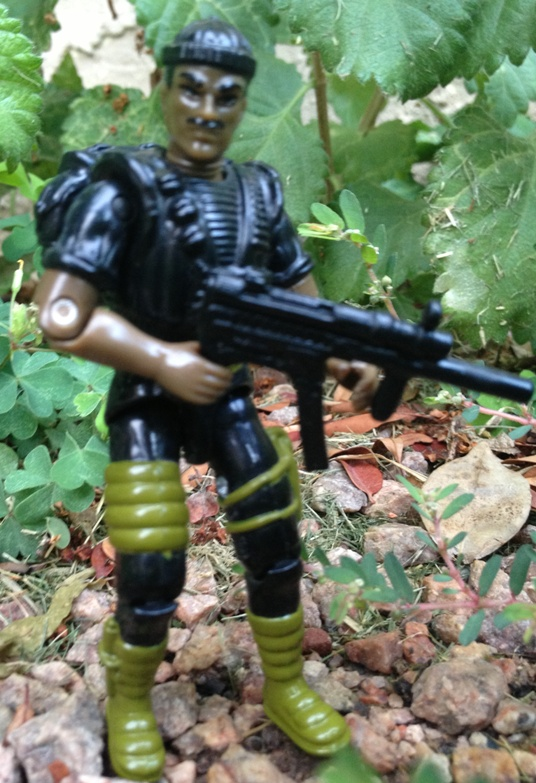 1994 Stalker, Battle Corps, Variant, Action Marine