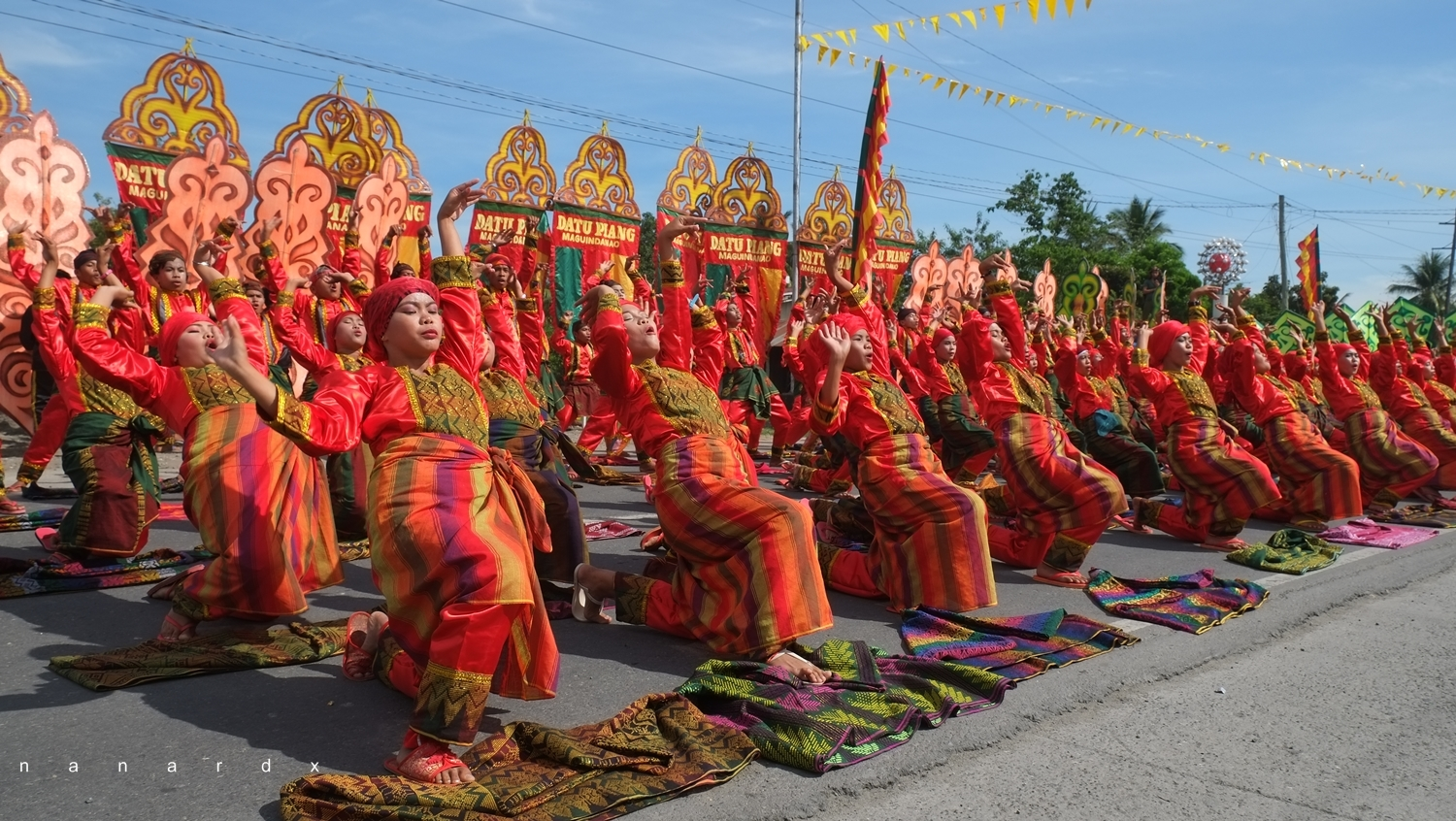 Dindang sa Lalan, the Inaul Festival Street Dancing Competition