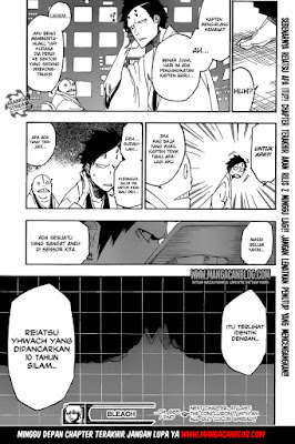 Baca Manga Komik Bleach Chapter 686 Bahasa Indonesia