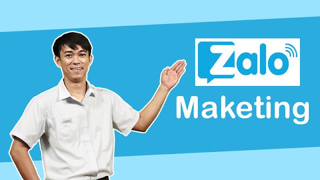 Khóa học Online Unica - Zalo Marketing (Giảm 40% với mã sonnt)