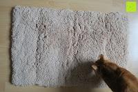 """Erfahrungsbericht: Norcho Weiche Mikrofaser Badematte Luxus Rutschfest Antibakteriell Gummi Teppich 27""""x18"""" Khaki"""