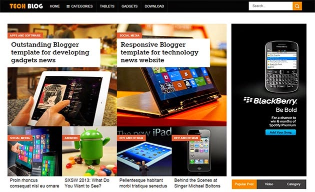 TechieBlog-Responsive-SEOptimized-Blogger-Theme