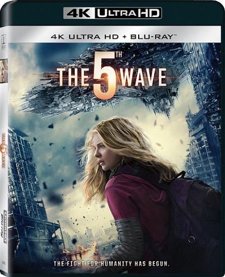 The 5th Wave 4K (La Quinta Ola 4K) (2016) 2160p 4K UltraHD SDR BluRay 26GB mkv Dual Audio DTS-HD 5.1 ch