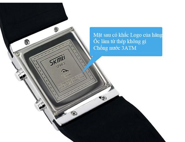 Đồng hồ Skmei 0984 1