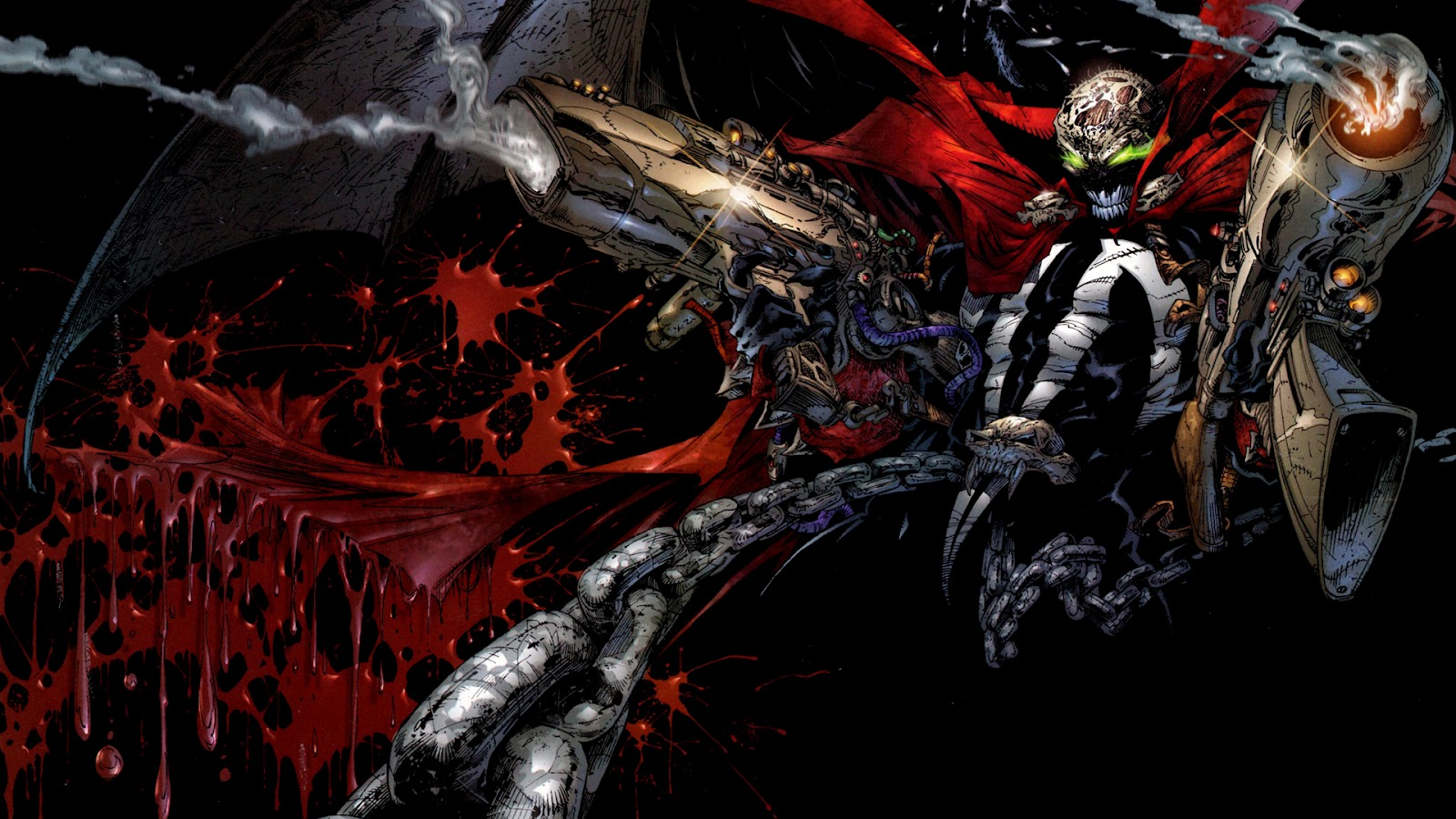spawn wallpapers 1920x1080 - photo #6