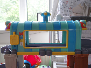 TOMY Chuggington, Chuggington Die-Cast, Train track toy