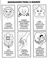 Dica De Verdade Mensagem Para O Dia Das Mães Para Imprimir E Colorir