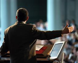 Argetimi ne kishe, Predikimi, ungjillore