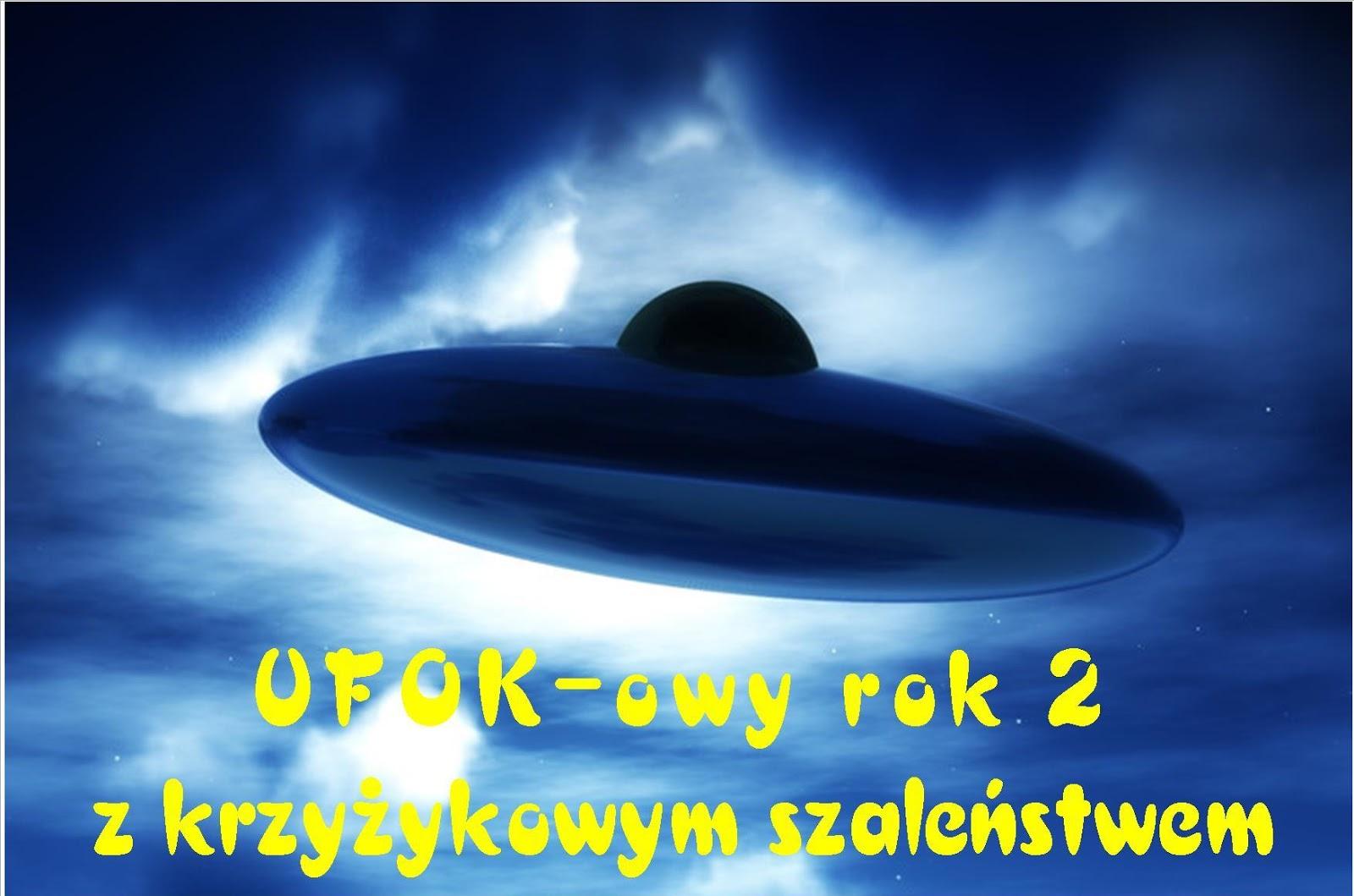 Walczymy z ufokami razem z Kasią:)
