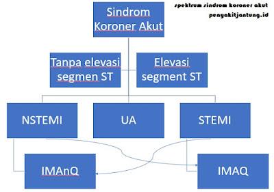 Definisi dan Pengertian Sindrom Koroner Akut