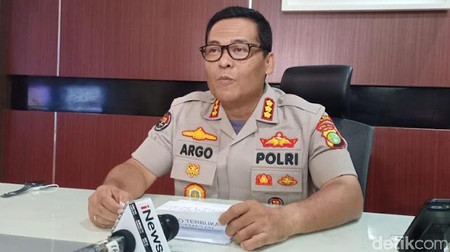 Sebar Undangan Ngeb0m Bareskrim, Seorang Anggota FP1 Ditangkap Polisi