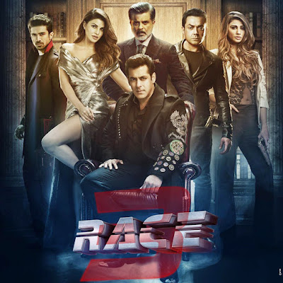 Race 3 Movie New HD Poster Images