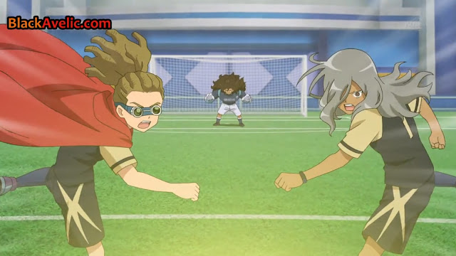 Inazuma Eleven Ares no Tenbin Episode 13 Subtitle Indonesia