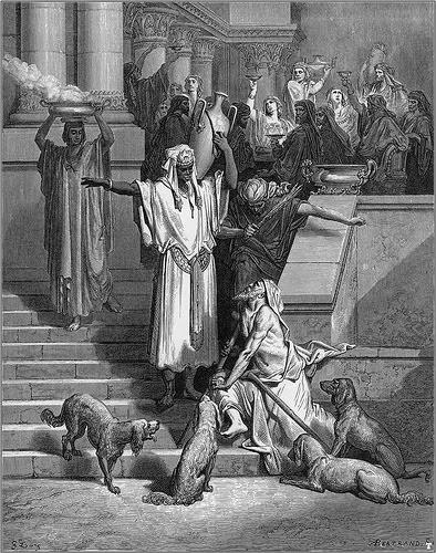 Rico e o Lázaro foi uma História Real?