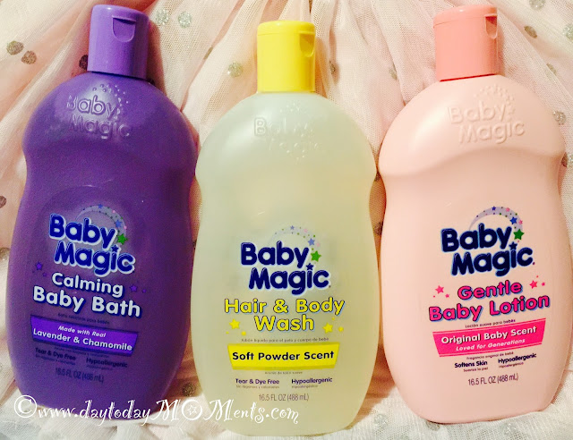 daytodaymoments baby magic