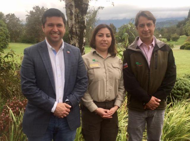 78 años del parque nacional puyehue
