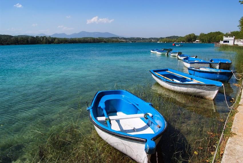 Lago de Banyoles (Girona)