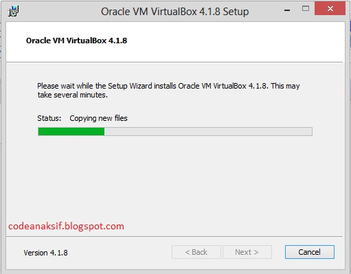 cara menginstall virtual box