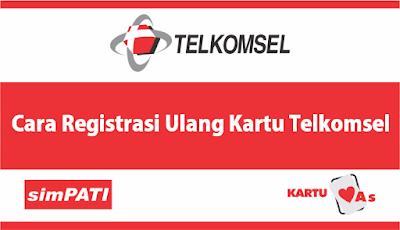 Cara Registrasi Ulang Kartu Telkomsel Pengguna Lama dengan Mudah | Cara Cek Online