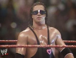 WWF / WWE - Wrestlemania 6: Bret 'The Hitman' Hart and his partner Jim 'The Anvil' Neidhart defeated The Bolshevieks